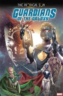 GUARDIANS OF THE GALAXY PRODIGAL SUN #1