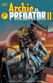 ARCHIE VS PREDATOR 2 #2 (OF 5) CVR A HACK