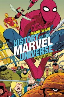 HISTORY OF MARVEL UNIVERSE #3 (OF 6) RODRIGUEZ VAR