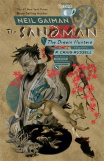 SANDMAN DREAM HUNTERS 30 ANNIV TP ED GN