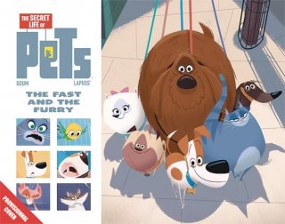 SECRET LIFE OF PETS HC GIFT BOOK