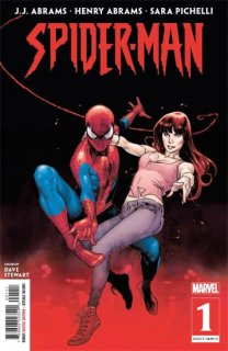 SPIDER-MAN #1 (OF 5)