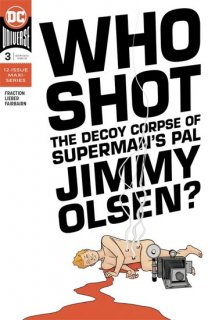 SUPERMANS PAL JIMMY OLSEN #3 (OF 12)