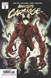 ABSOLUTE CARNAGE #1 (OF 5) 4TH PTG BAGLEY NEW ART AC