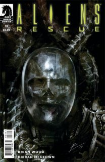 ALIENS RESCUE #3 (OF 4) CVR A DE LA TORRE