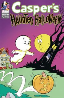 CASPERS HAUNTED HALLOWEEN #1 MAIN CVR