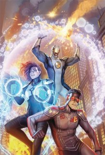 CATALYST PRIME SEVEN DAYS #1 (OF 7) SEJIC VAR