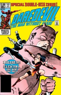 DAREDEVIL #181 FACSIMILE EDITION【再入荷】