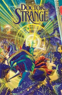 DOCTOR STRANGE #20 ALEX ROSS MARVELS 25TH VAR