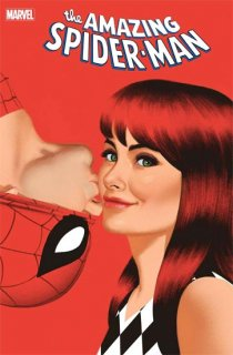 AMAZING SPIDER-MAN #31 SMALLWOOD MARY JANE VAR AC