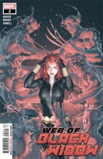 WEB OF BLACK WIDOW #2 (OF 5)