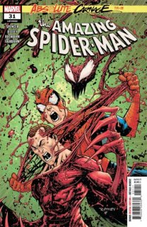 AMAZING SPIDER-MAN #31 AC【再入荷】