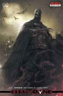 BATMAN #80 CARD STOCK VAR ED【再入荷】