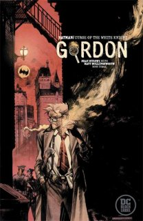 BATMAN CURSE OF THE WHITE KNIGHT #3 (OF 8) VAR ED【再入荷】