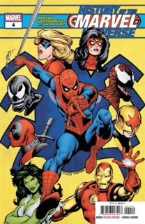 HISTORY OF MARVEL UNIVERSE #4 (OF 6)