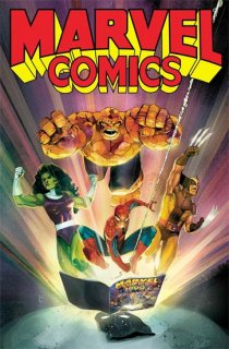 MARVEL COMICS #1001【再入荷】