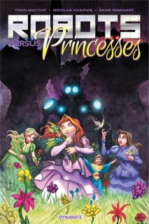 ROBOTS AND PRINCESSES TP VOL 01