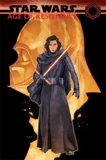 STAR WARS AOR KYLO REN #1【遅延入荷】