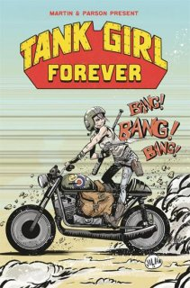 TANK GIRL #7 CVR B  BISHOP