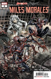 ABSOLUTE CARNAGE MILES MORALES #3 (OF 3) AC【再入荷】