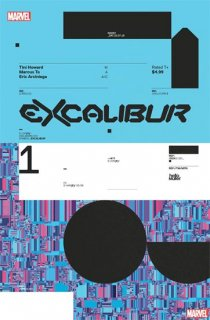 EXCALIBUR #1 MULLER DESIGN VAR DX