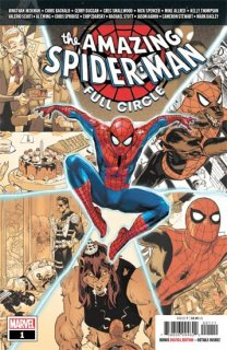 AMAZING SPIDER-MAN FULL CIRCLE #1【再入荷】