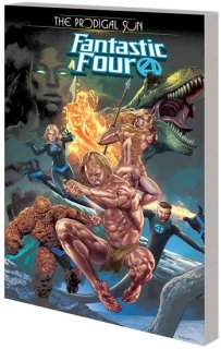 FANTASTIC FOUR TP PRODIGAL SUN