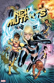 NEW MUTANTS #1 GARRON YOUNG GUNS VAR DX