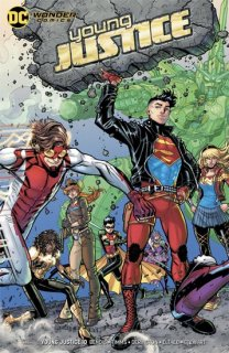 YOUNG JUSTICE #10 VAR ED