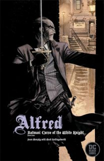 BATMAN CURSE OF THE WHITE KNIGHT #4 (OF 8) VAR ED【再入荷】