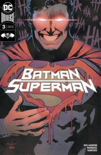 BATMAN SUPERMAN #3【再入荷】
