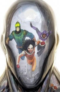 CATALYST PRIME SEVEN DAYS #2 (OF 7) SEJIC VAR