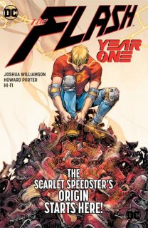 FLASH YEAR ONE HC