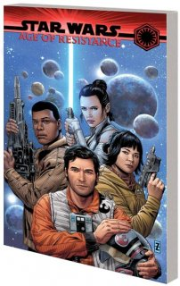 STAR WARS AGE OF RESISTANCE TP HEROES