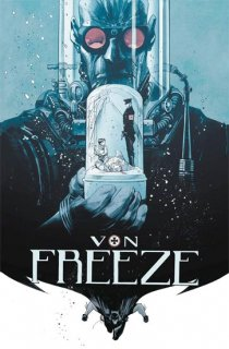 BATMAN WHITE KNIGHT PRESENTS VON FREEZE #1