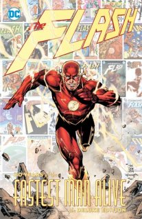 FLASH 80 YEARS OF THE FASTEST MAN ALIVE HC【再入荷】