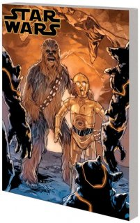 STAR WARS TP VOL 12 REBELS AND ROGUES