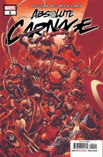 ABSOLUTE CARNAGE #5 (OF 5) AC【再入荷】