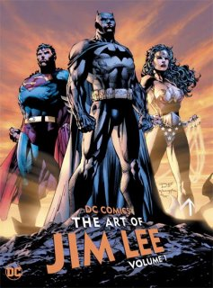 DC COMICS THE ART OF JIM LEE HC VOL 01(店頭取り置きのみご対応)