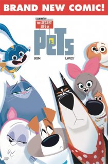 SECRET LIFE OF PETS VOL 2 #2【遅延入荷】