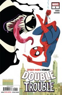 SPIDER-MAN & VENOM DOUBLE TROUBLE #1 (OF 4)【再入荷】