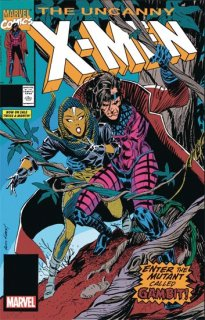 UNCANNY X-MEN #266 FACSIMILE EDITION