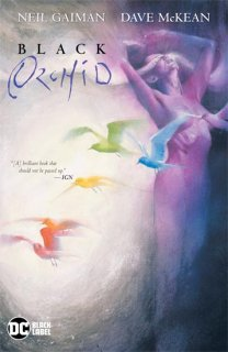 BLACK ORCHID TP NEW EDITION