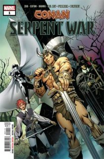 CONAN SERPENT WAR #1 (OF 4)