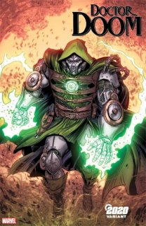 DOCTOR DOOM #3 ZIRCHER 2020 VAR