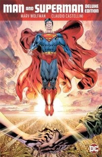 MAN AND SUPERMAN DELUXE ED HC
