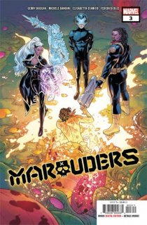 MARAUDERS #3 DX