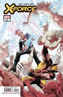 X-FORCE #2 DX【再入荷】