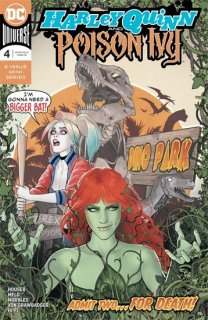 HARLEY QUINN & POISON IVY #4 (OF 6)