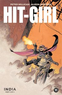 HIT-GIRL SEASON TWO #11 CVR A SHALVEY